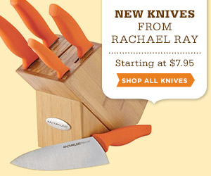 Save on Rachael Ray Cutlery
