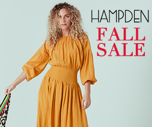 Shop Hampden's Fall Sale