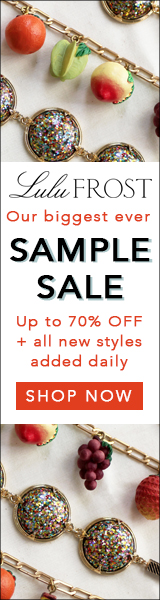 Shop the Sample Sale Event!