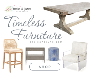 Shop timeless furniture at www.belleandjune.com