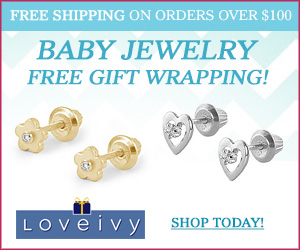 Shop Baby Jewelry at Loveivy!