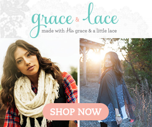 Shop Grace and Lace As Seen on Shark Tank
