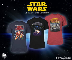 Shop official Star Wars Legacy Collection apparel at JINX.com