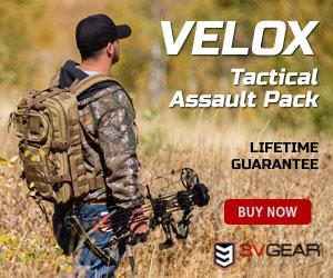 3V Gear Velox II Tactical Assault Pack