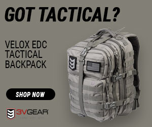 Got Tactical? Enjoy the ultimate tactical backpack for an insanely cheap price