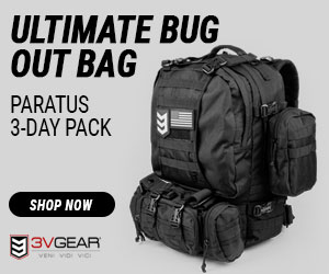 Want the Ultimate Bug Out Bag? Enjoy the ultimate tactical backpack for an insanely cheap price