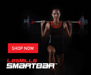 SMARTBAR Barbell for Bodypump