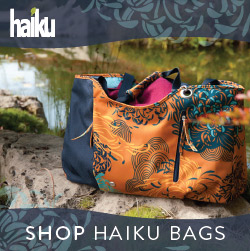 Shop Haiku Bags - Inspired by Nature