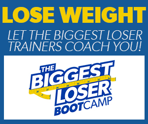 Biggest Loser Bootcamp Only $39.95