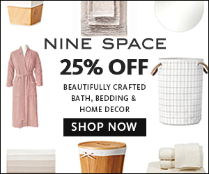 25% Off Newsletter Sign Up Nine Space