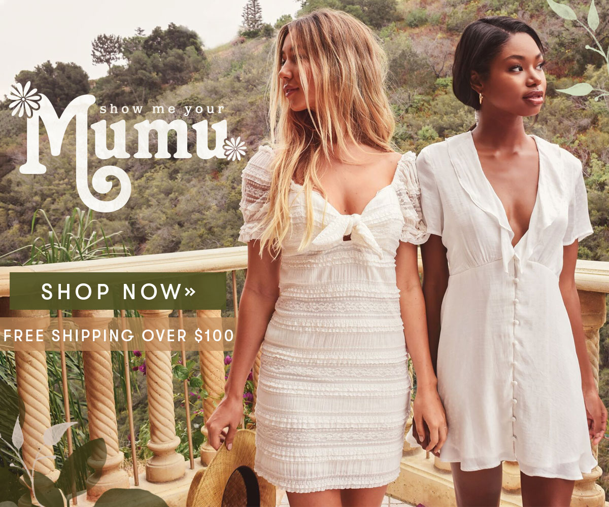 Mumu Spring Collection