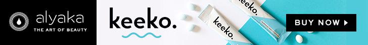 Keeko Oil - available at Alyaka.com