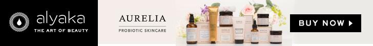 Aurelia Probiotic Skincare - available at Alyaka.com