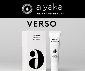 Verso Skincare - available at Alyaka.com