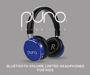 Volume Limited Headphones For Kids