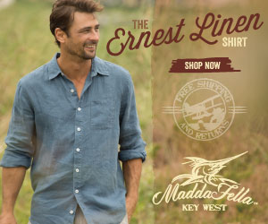 Handsome and versatile, these linen shirts are ready for any adventure that comes your way.