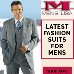 Latest Fashion Suits for mens
