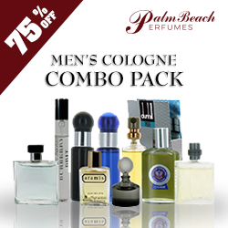 Men's Cologne Combo Packs