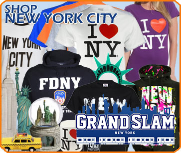 NYC Apparel & Souvenirs