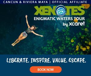 Xenotes 300x250 Cancun Cenotes Tour