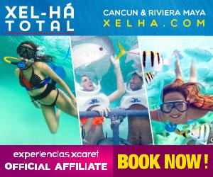 XelHa Park Activities 300x250