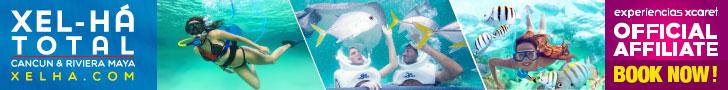 Xel-Ha Total 728x90 Tulum Riviera Maya Activities