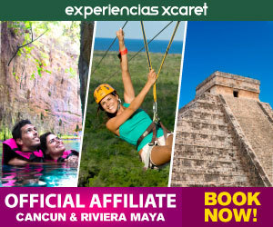 Packages EN 300x250 PACKAGE WITH THE BEST TOURS IN CANCUN, RIVIERA MAYA AND YUCATAN.