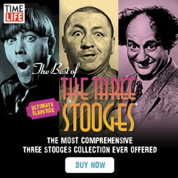 Shop the most comprehensive Three Stooges collection ever offered at TimeLife.com! Shop Now!