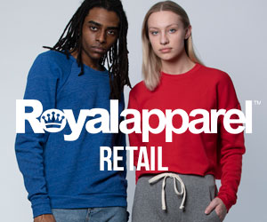 USA Made - Royal Apparel