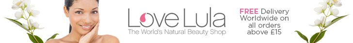 Look beautiful naturally with LoveLula, the world's natural beauty shop. Free delivery over ?15. Shop now!