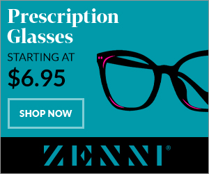 Get your Prescription Glasses from Zenni Optical! Prices starting at $6.95. Shop Now!