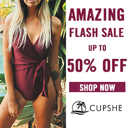 CUPSHE banner