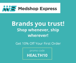 Shop the largest selection of name brand products at MedShopExpress! Get 10% off with code HEALTH10. International shipping. Limited time offer.