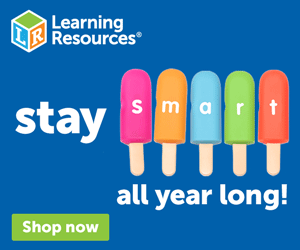 Stay smart all year long at LearningResources.com! Shop now!