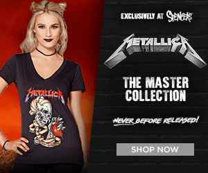 Metallica The Master Collection Banners
