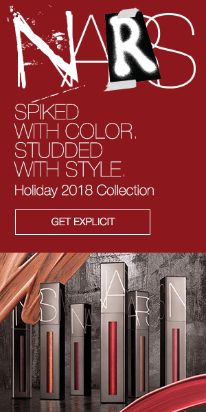 NARS Holiday Collection 2018