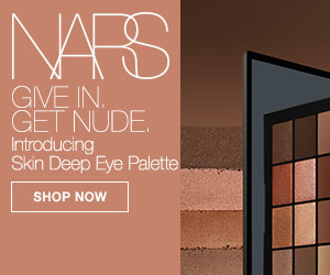 NEW at NARS! Skin Deep Eye Shadow Palette