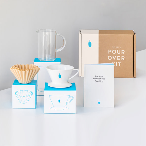Give the perfect gift from Blue Bottle Coffee