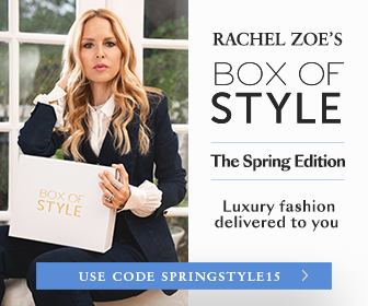 Shop Rachel Zoe Box of Style Spring 2019