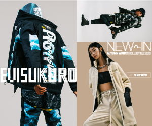 EVISU AW20 KURO COLLECTION