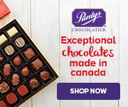 Exceptional Chocolates Made in Canada - Purdys. Shop Today!
