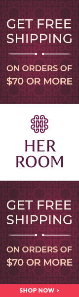 Her RoomFree shipping on orders of $70 or more*