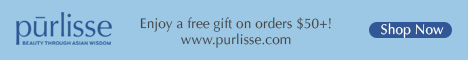 Get a Free Gift with purchases of $50+ at Purlisse