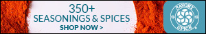 Shop 350+ Seasonings and Spices from Savory Spice