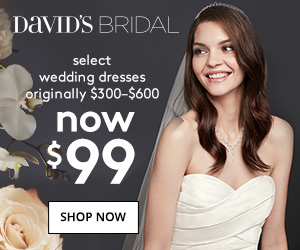 Shop David's Bridal Now!