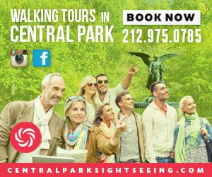 Central Park Walking Tours