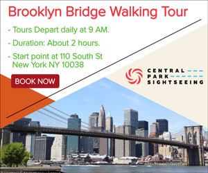 Brooklyn Bridge Walking Tour