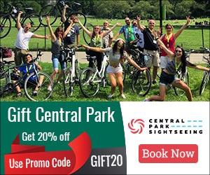 Gift Central Park