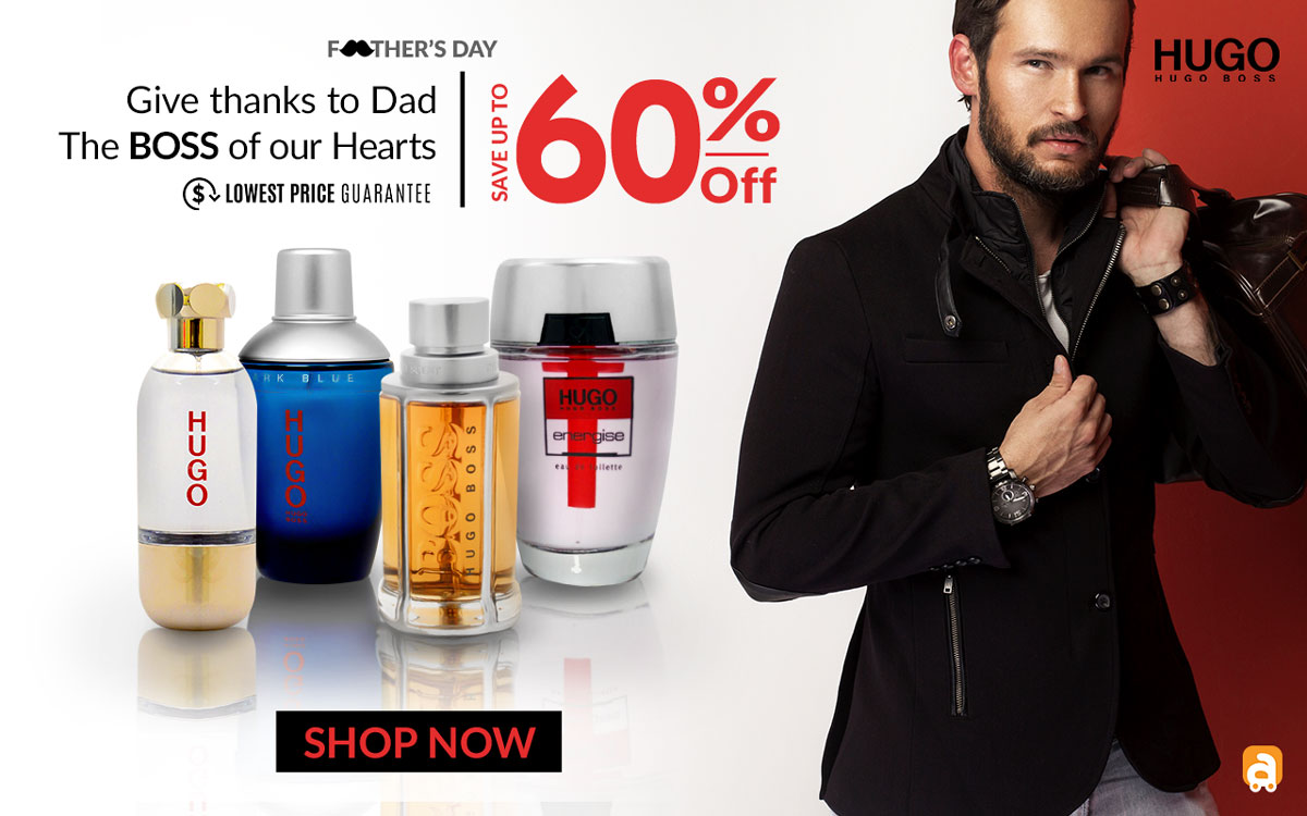 Give Thanks to Dad - The Boss of our Hearts