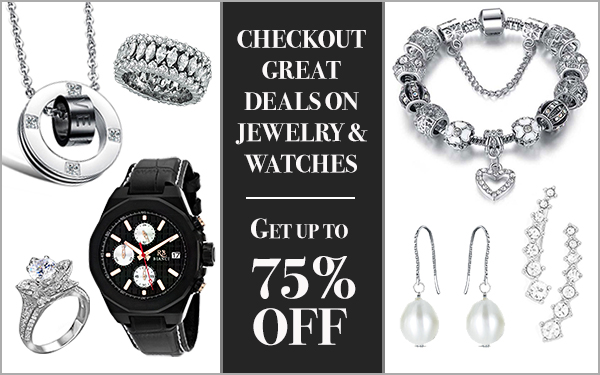 Deals Jewelry and Watches